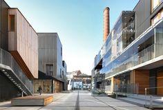MDW Architecture / Savonnerie Heymans ©Filip Dujardin