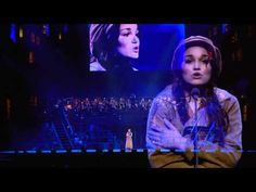 """Samantha Barks singing """"On My Own"""" at the Les Miserables 25th Anniversary concert"""