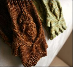 Never Not Knitting: Oak Grove