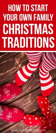 There are lots of ways to find family Christmas tradition ideas. Here are 14 fun ideas for your own family traditions, plus how to create your own unique Christmas traditions for your family.