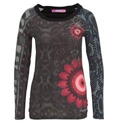Desigual Damen T-Shirt TROYA Gr.40 Desigual http://www.amazon.de/dp/B01D9JJ3JW/ref=cm_sw_r_pi_dp_vWTaxb0JNQ054