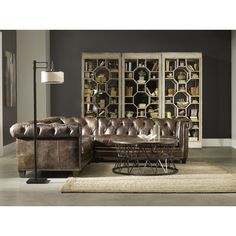 Hooker Furniture Imperial Sectional