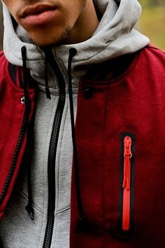 Nike Sportswear Destroyer Jacket – Fall/Winter 2013 Collection Loobook | Styled by Caliroots