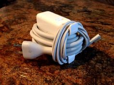 How to Properly store your Macbook Power Supply