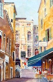 Peter REYNOLDS - Watercolour Society of WA Inc