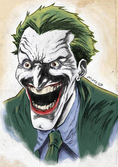 """Joker"" Batman Monday 27 by ~dichiara Joker Batman, Joker Art, Batman And Robin 1997, Gotham Villains, Jokers Wild, Batman Universe, Dc Universe, Joker Pics, Marvel Comics Superheroes"