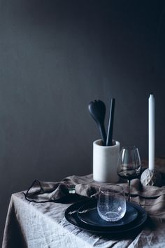 Candlestick for Broste Copenhagen AW Interior Styling, Interior Design, Broste Copenhagen, Still Life Photos, Prop Styling, Still Life Photography, Decoration, Kitchen Interior, Color Inspiration