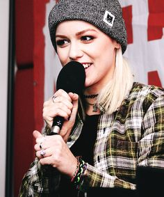 Jenna Mcdougall love her and the band
