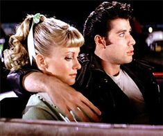 50´s grease hairstyle - Buscar con Google