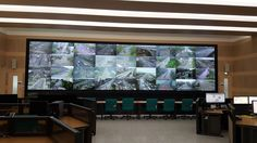 KoROAD | Barco video wall