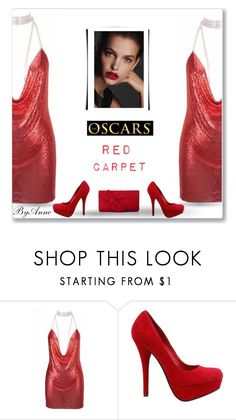 """Oscars"" by anne-977 ❤ liked on Polyvore featuring L.K.Bennett, RedCarpet and polyvorecontest"