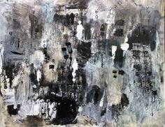 "Saatchi Art Artist Sarah Giannobile; Painting, ""Caulbearer"" #art"