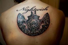 nightwish by evilmoon-tattoo https://www.facebook.com/evilmoontattoo.studio?ref=hl