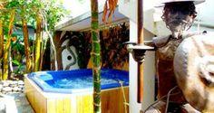 El Dragon Hotel: San Marcos La Laguna Lake Atitlan Guatemala
