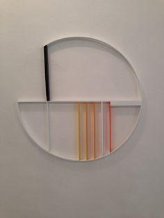 """Gottfried HONEGGER """"Z1599"""" (2012), Espace de l'Art Concret, Mouans-Sartoux, French Riviera & Provence, France by www.yourguideboba..."""