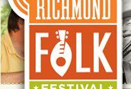 Richmond Folk Festival!