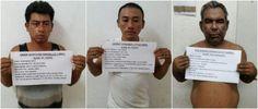 """Noticias de Impacto 911: Capturan a 3 integrantes de 'Los Pelones"""" implicad..."""