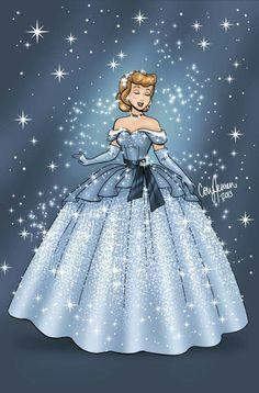 Cinderella pretty