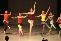 Modern V Dance Vashon, WA #Kids #Events