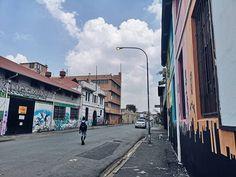 Noch eins von der Streetarttour aus Johannesburg. Aber nur weil's so schön war Smartphone Fotografie, Wanderlust, Street View, Instagram, Nice Asses, Pictures