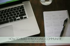 Great tips on one of the most important parts of blogging: How to Build A Blogging Community