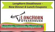 Longhorn Steakhouse Coupons Ends of Coupon Promo Codes MAY 2020 ! We tested our day fire the of grown to we have guest this LongHorn . Printable Coupons, Free Printable, Printables, Longhorn Steakhouse Coupons, Pizza, How To Get, Messages, Print Templates, Free Printables