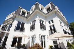 【スライドショー】マンハッタンのスカイライン全景が見渡せるNJ州の川岸の邸宅 - WSJ.com