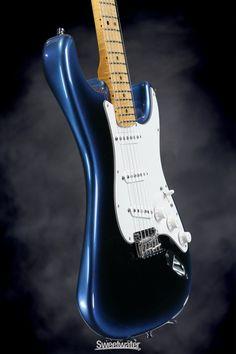 Fender Custom Shop Deluxe Stratocaster Special, blue burst