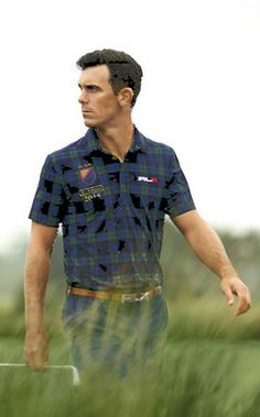 Ralph Lauren is proud to be the Official Outfitter of The British Open Championship, held this year at St. Andrews.