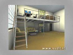 Scale, trabattelli e carrelli professionali e speciali | Svelt S.p.A. - Svelt.it