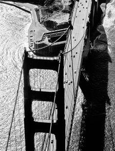 Le San Francisco des années 40 et 50 dévoilé dans de magnifiques photographies en noir et blanc issues de la collection du photographe Fred Lyon, qui a cap