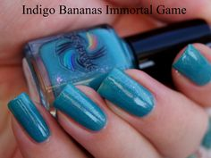 Indigo Bananas - Immortal Game  (Sminkan & Emma 08-12-13)