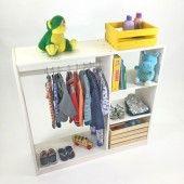 Closet Infantil Montessori Provençal!