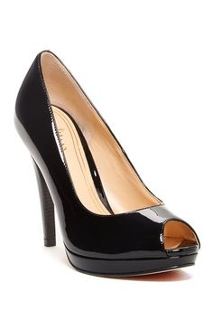 Chelsea Peep Toe High Pump - Wide Width Available by Cole Haan on @HauteLook