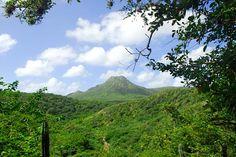 Christoffelberg, National parc, Curacao