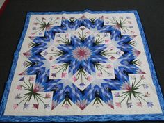 Celestial Garden quilt