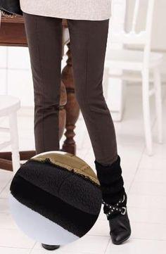 1dc2e3da053 Plus Size S-4XL Women Pencil Pants high waist Skinny Black Thick Velvet Warm  Winter Leggings Jeggings Legins Feminina Trousers