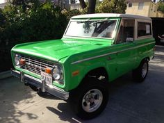 '77 Ford Bronco