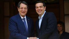Τις εξελίξεις στο Κυπριακό συζήτησαν τηλεφωνικά Αναστασιάδης - Τσίπρας