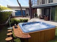 aménagement spa extérieur image - Recherche Google