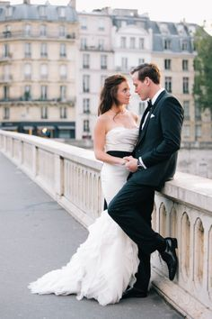 Wedding in Paris by www.oneandonlyparisphotography.com and www.lesecretdaudrey.com  Photography by oneandonlyparisphotography.com  Read more - http://www.stylemepretty.com/2013/08/15/chic-paris-elopement-from-one-and-only-paris-photography/