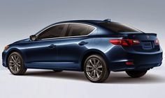 GHSTrends: 2015 Acura ILX