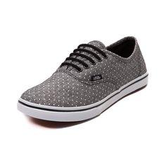 Vans Authentic Lo Pro Dots Skate Shoe