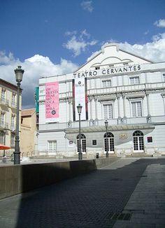 Teatro  Cervantes en Málaga, España - Arq. Jerónimo Cuervo.