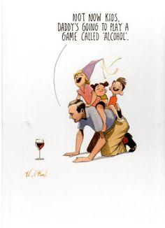 Alcohol - Cartoon Museum Shop