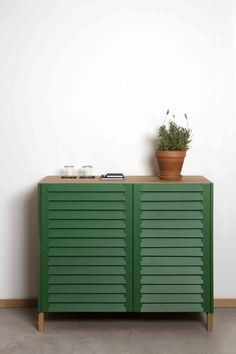 Nature,  modular cabinets for hotels