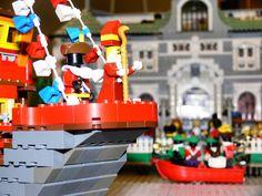 Sint en Piet op het schip | Flickr - Photo Sharing!