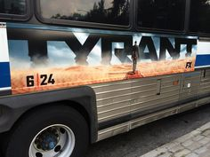 #Tyrant- NYC- July 14