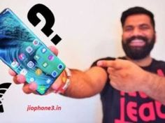 Book Jio phone 3 -unboxing & Review  48mp