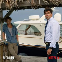 Need a Binge-Watch This Weekend? BLOODLINE from Netflix Is Certainly a…